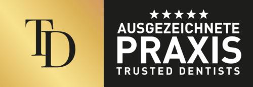 Trusted Dentists - Ausgezeichnete Praxis